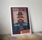 Poster Vollbartreffen wp