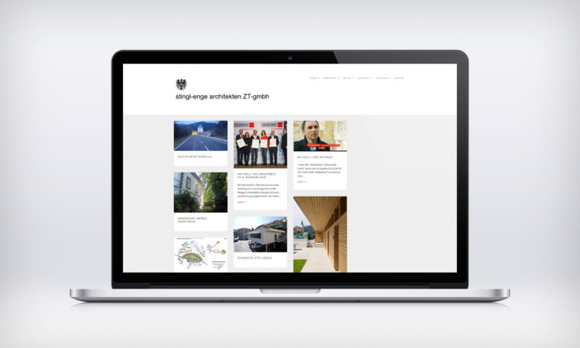 webdesign architekturbureau.at