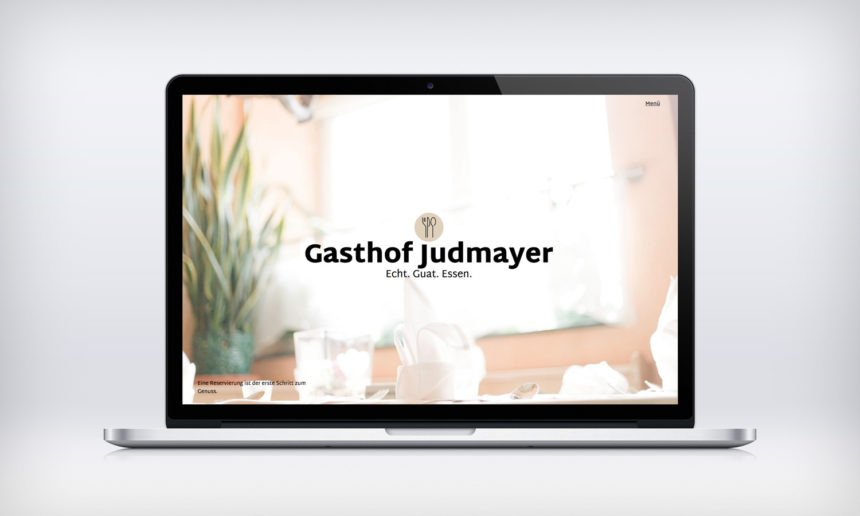 website gasthof judmayer